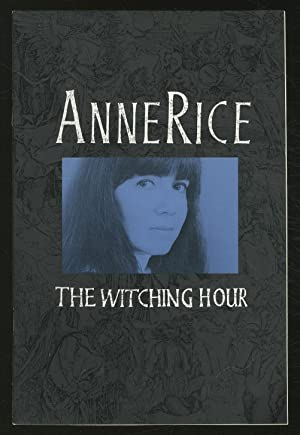 The Witching Hour Advance Excerpt: RICE, Anne