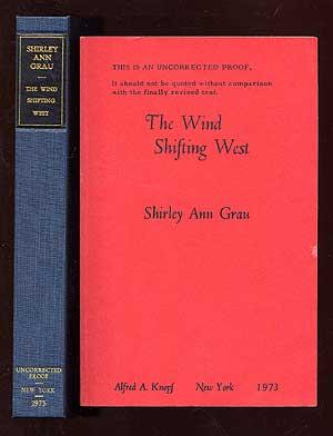 The Wind Shifting West