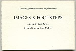 Images & Footsteps Prospectus: ZWEIG, Paul and