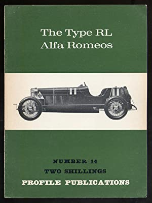 Profile Number 14: The Type RL Alfa: HULL, Peter and