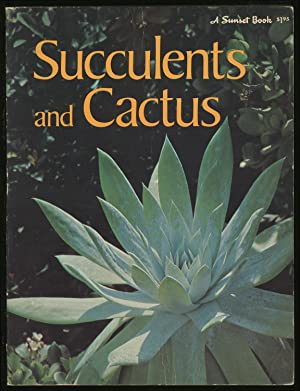 Succulents and Cactus: KRAMER, Jack