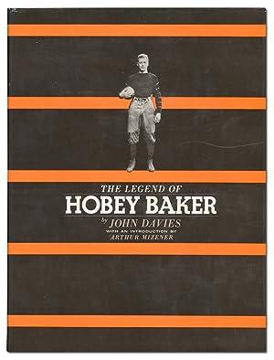 The Legend of Hobey Baker: DAVIES, John