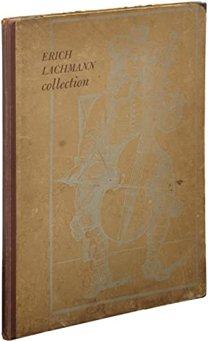 Erich Lachmann Collection of Historical Stringed Musical: LACHMANN, Erich