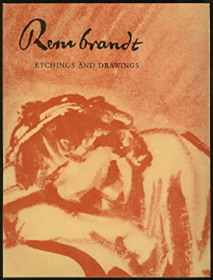 Rembrandt: Etchings and Drawings: STECH, V. V.