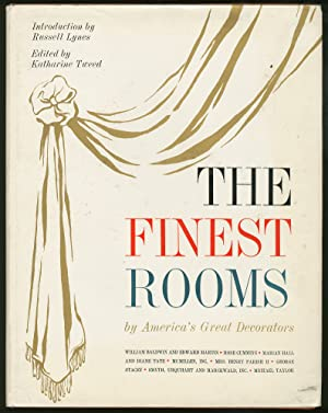 The Finest Rooms By America's Great Decorators: TWEED, Katharine edited