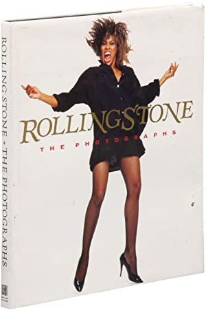 Rolling Stone: The Photographs: KRATOCHVIL, Laurie, editor
