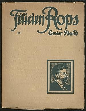 Felicien Rops: KAHN, Gustave. (Felicien