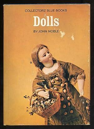 Collector's Blue Books Dolls: NOBLE, John