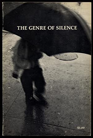 The Genre of Silence: A One-Shot Review: CREELEY) Robert, Fred Dorn, Robert Kelly, Dan Clark, Scott...