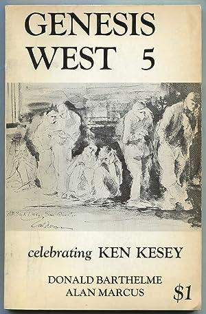 Genesis West -- Vol. 2 No. 5: KESEY, Ken, Alan