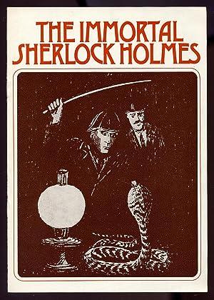 The Immortal Sherlock Holmes