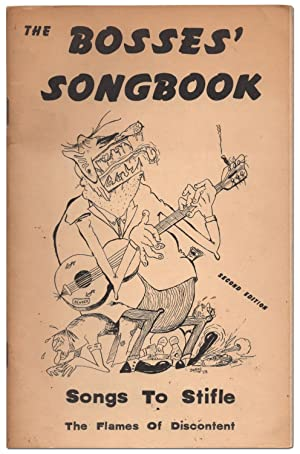 The Bosses' Songbook: Songs To Stifle The: RONK, Dave Van