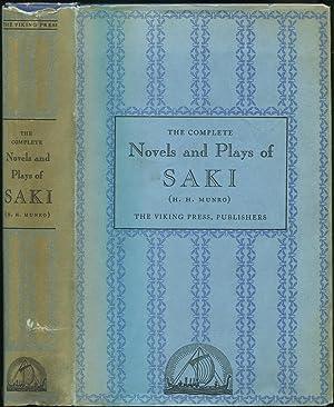 The Novels and Plays of Saki (H.H.: SAKI (pen name