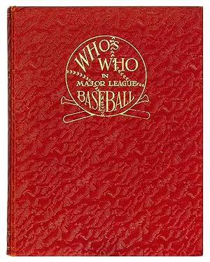Who's Who in Major League Base Ball: JOHNSON, Harold (Speed)