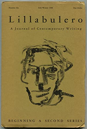 Lillabulero. Volume 2, Number 6: CREELEY, Robert, W.S.