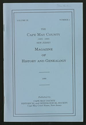 The Cape May County New Jersey Magazine