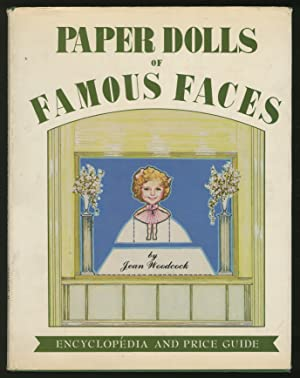 Paper Dolls of Famous Faces, Encyclopedia and: WOODCOCK, Jean