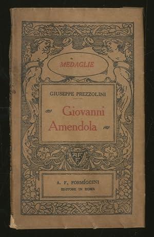 Giovanni Amendola: PREZZOLINI, Giuseppe