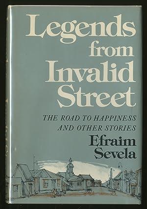 Legends from Invalid Street: SEVELA, Efraim