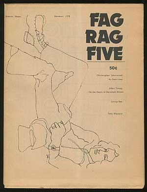 Fag Rag -- Five: DUNCAN, Robert, John