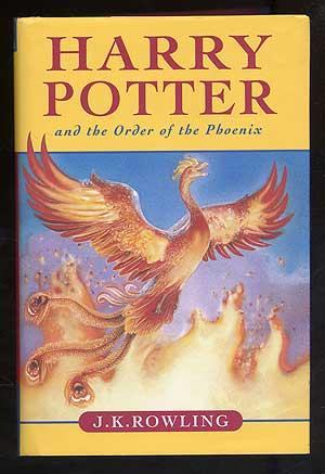 Harry Potter and the Order of the: ROWLING, J.K.