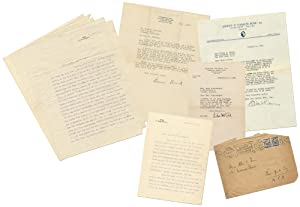Archive of Letters from Emil Lucka