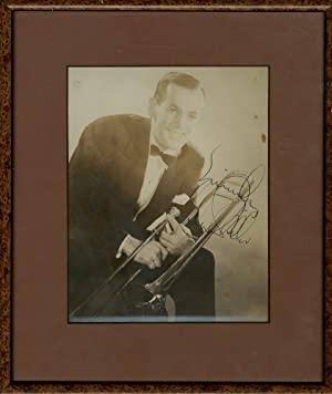 Signed Portrait Photograph