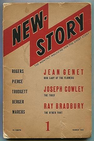 New-Story 1: BRADBURY, Ray, Jean