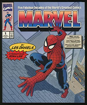 Marvel: Five Fabulous Decades of the World's: DANIELS, Les