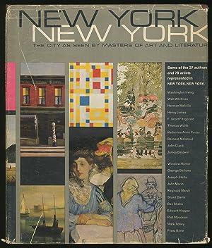 New York New York: The City as: GORDON, John &