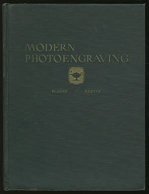 Modern Photoengraving: A Practical Textbook on Latest American Procedures