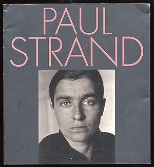 Paul Strand: STRAND, Paul