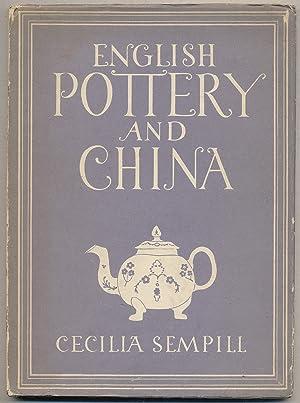 English Pottery and China: SEMPILL, Cecilia