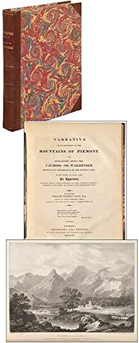Narrative of an Excursion to the Mountains: GILLY, William Stephen