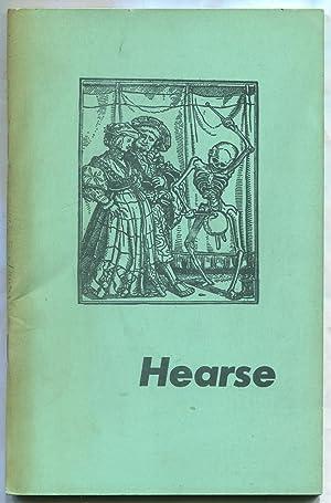 Hearse -- 15: BENEDIKT, Michael, David