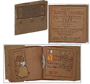 Manuscript Book]: Suitable Reflections on a Pilgrim's: DUNCAN, Walter Jack