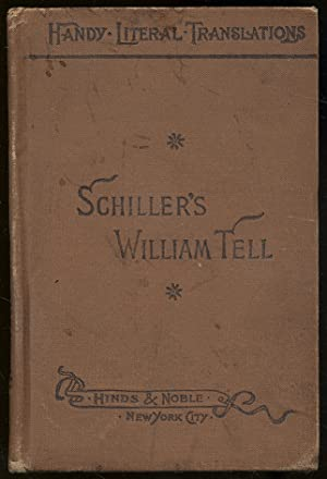 Schiller's William Tell: MARTIN, Theodore