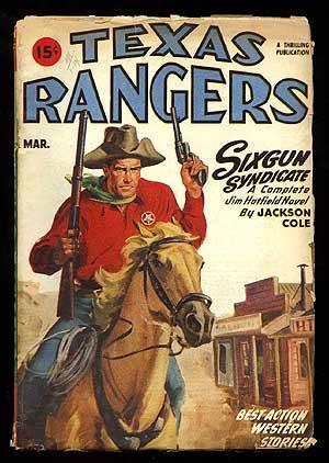 Magazine): Texas Rangers: A Thrilling Publication featuring: L'AMOUR, Louis as