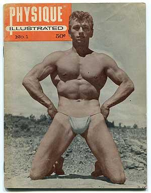 Physique Illustrated -- Volume 1, Number 1: KENT, Johnny, Ed
