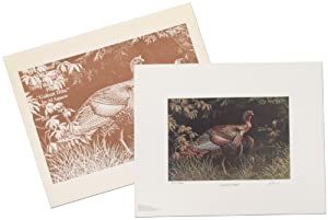 Gallant Tribe (1993 Wild Turkey Print): AGNEW, Al