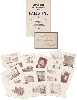 Views and Monuments of Palestine. Drawings by: KLIMOFF, Eugene