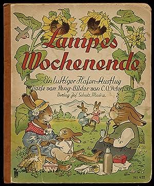 Lampes Wochenende. Ein lustiger Hasen-Ausflug: KRANZ, Herbert