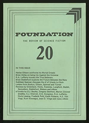 Foundation: The Review of Science Fiction --: PRINGLE, David, edited