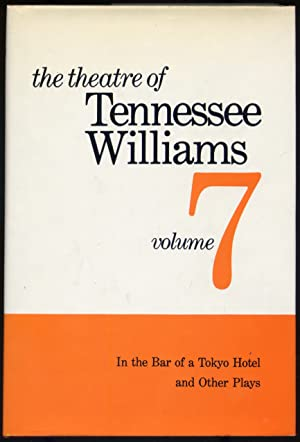 The Theatre Of Tennessee Williams Volume VII WILLIAMS