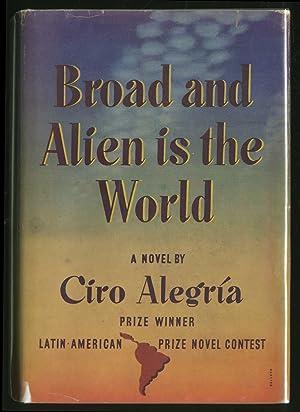 Broad and Alien is the World: ALEGRIA, Ciro