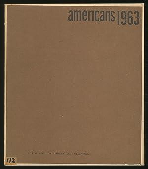 Americans 1963: MILLER, Dorothy C.
