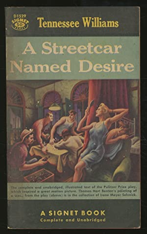 a character of stanley kowalski from a streetcar named desire by tennesee williams based on the firs Lovers of tennessee williams who missed jessica lange's unfairly maligned 1992 broadway debut as blanche dubois are in for a shock with cbs'a streetcar named desire the network points out that.