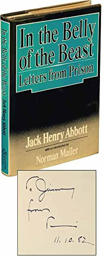 In the Belly of the Beast: Letters: ABBOTT, Jack Henry
