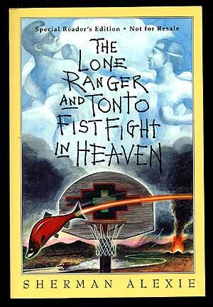 a literary analysis of the lone ranger and tonto fistfight in heaven