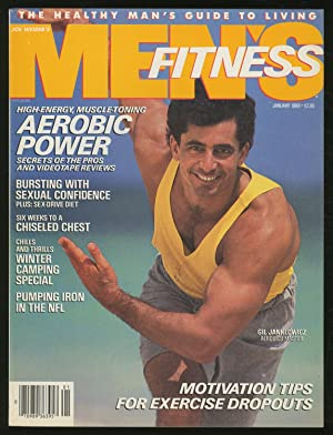 Men's Fitness: January 1989: WEIDER, Joe